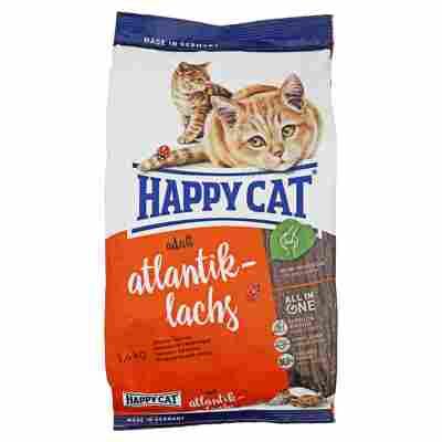 "Katzentrockenfutter ""Adult"" Atlantiklachs 1,4 kg"