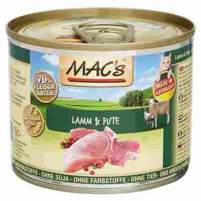 Katzennassfutter 200 g Lamm/Pute