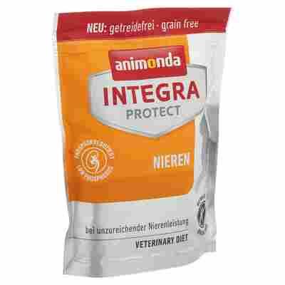 """Katzentrockenfutter """"Integra Protect"""" Nierenschutz Huhn 300 g"""