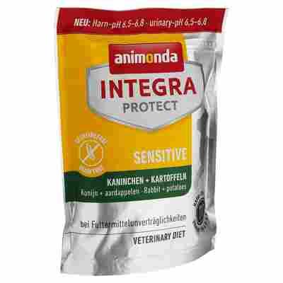 "Katzentrockenfutter ""Integra Protect"" Sensitive Kaninchen/Kartoffeln 300 g"