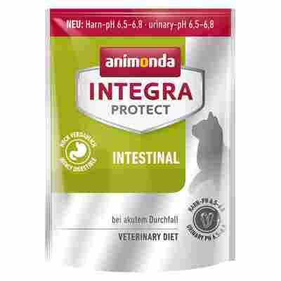 Katzentrockenfutter 'Integra Protect Intestinal' Adult Geflügel 300 g