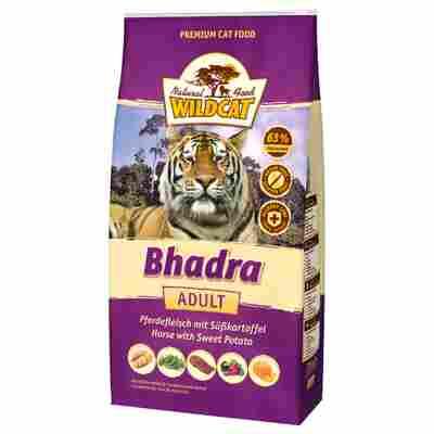 Katzentrockenfutter 'Bhadra' Adult Pferdefleisch 3000 g