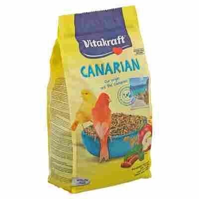 "Kanarien-Vogelfutter ""Vitality Plus"" 800 g"