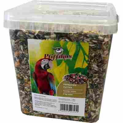 Papageienfutter, 2,6 kg Eimer