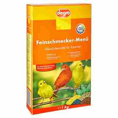 """Kanarienfutter """"Feinschmecker-Menü"""" 1 kg"""