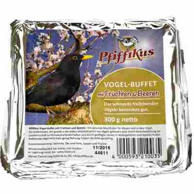 Vogel-Buffet Früchte-Beeren, 300 g
