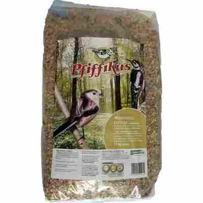 Wildvogelfutter schalenlos, 25 kg