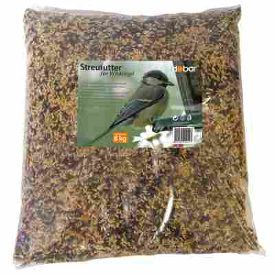 Vogel-Winterstreufutter 8 kg Beutel