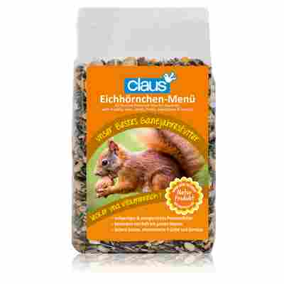 Eichhörnchen-Menü 700 g
