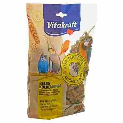 Vogelfutter Vita Nature® Gelbe Kolbenhirse 300 g