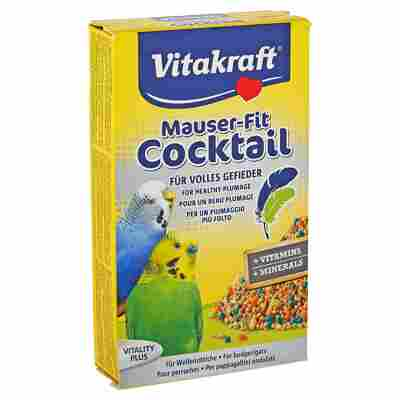 """Vogelfutter """"Vitality Plus"""" Mauser-Fit-Cocktail 200 g"""