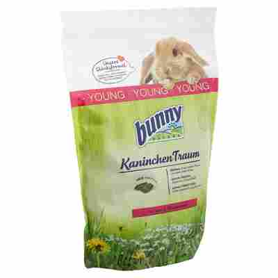"""Nagerfutter """"Young"""" Kaninchen-Traum 1,5 kg"""
