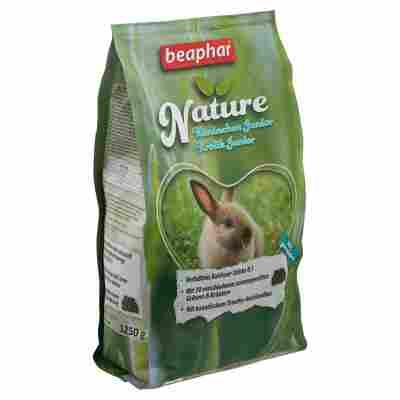 Junior-Kaninchenfutter 'Nature' 1,25 kg