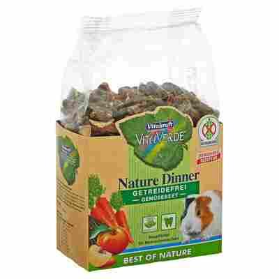 """Nagetierfutter """"Vita Verde"""" Nature Dinner Gemüsebeet für Meerschweinchen 600 g"""