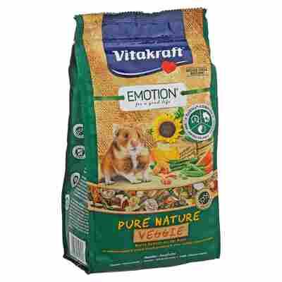Hamsterfutter Emotion® Pure Nature Veggie 600 g