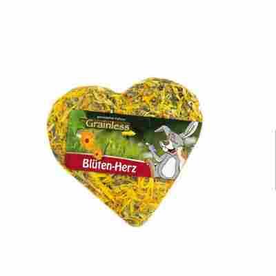 Nager-Ergänzungsfutter 'Grainless Blüten-Herz' 90 g