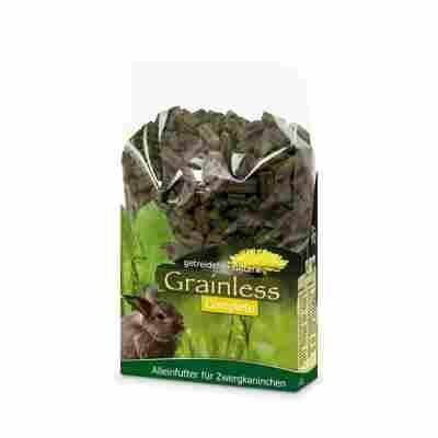 Kaninchenfutter 'Grainless Complete' für Zwergkaninchen 3,5 kg