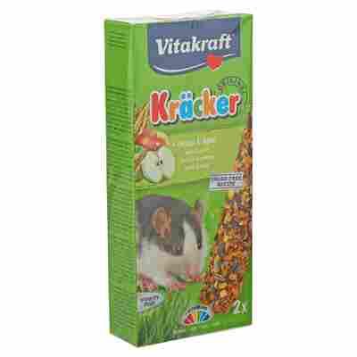 """Rattenfutter """"Kräcker® Original"""" Dinkel/Apfel 2 Stück"""