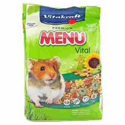 """Hamsterfutter """"Premium Menu"""" 0,4 kg"""