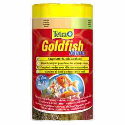 """Fischfutter """"Goldfish"""" Menu 62 g"""