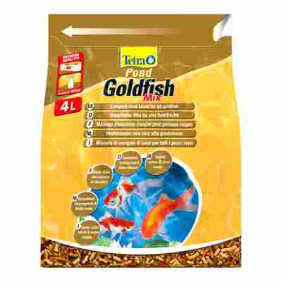 "Fischfutter ""Pond"" Goldfish Mix 560 g"