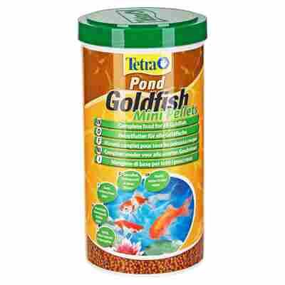 "Fischfutter ""Pond"" Goldfish Mini Pellets 350 g"