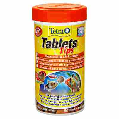 Fischfutter Tablets Tips 115 g