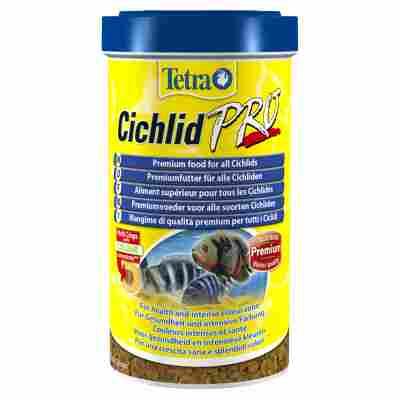 "Fischfutter ""Pro"" Cichlid Multi Crisps 115 g"