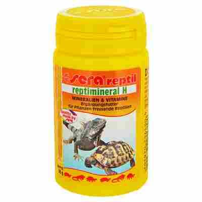 Reptimineral für pflanzenfressende Reptilien H 100 ml