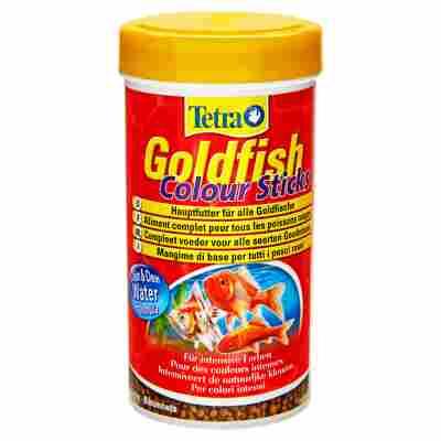 Fischfutter Goldfish Colour Sticks 75 g
