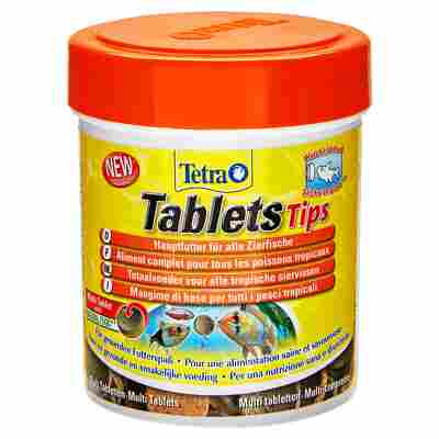 Fischfutter Tablets Tips 65 g