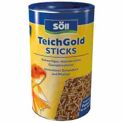 TEICH-GOLD Futter-Sticks 125 g