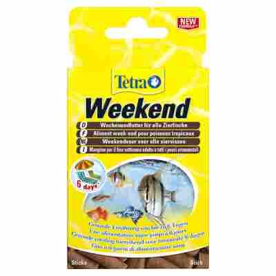 Fischfutter Weekend 18 g