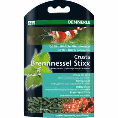 "Garnelenfutter ""Crusta Brennessel Stixx"" 30 g"