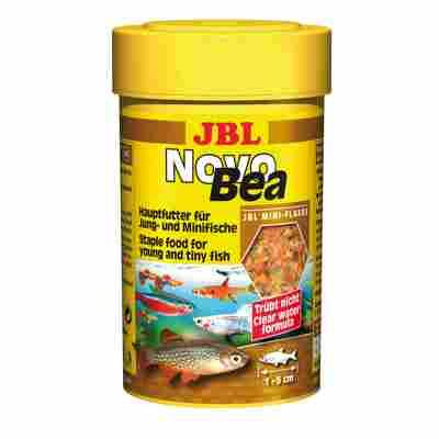 Novo Bea Hauptfutter für Jung -und Minifische 100 ml
