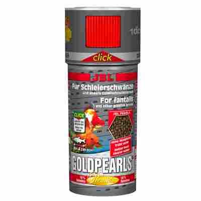 Goldpearls Premium Für Schleierschwänze 250 ml