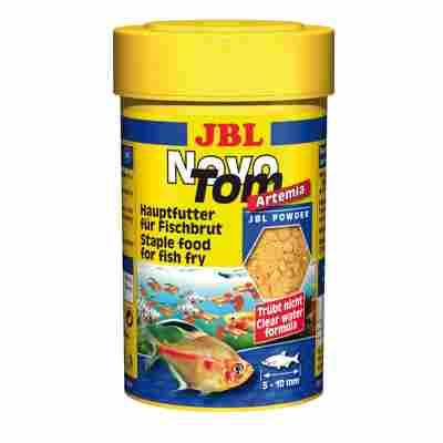 Novo Tom Artemia Hauptfutter für Fischbrut 100 ml