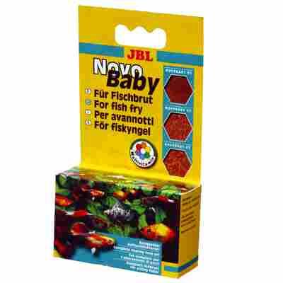 Novo Baby Für Fischbrut 3 x 10 ml