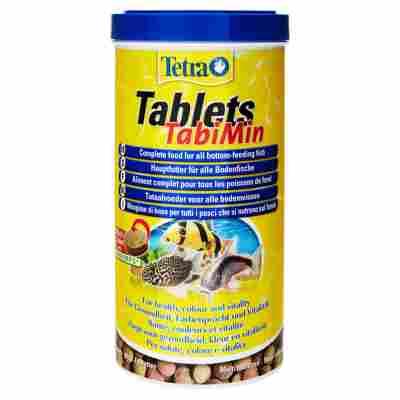 Fischfutter Tablets TabiMin 620 g