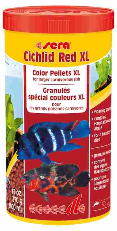 Cichlid Red XL 1.000 ml