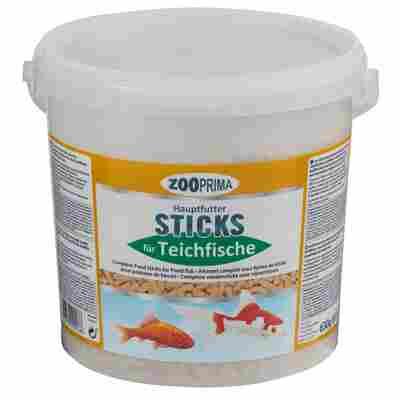 Hauptfutter Sticks für Teichfische 630 g