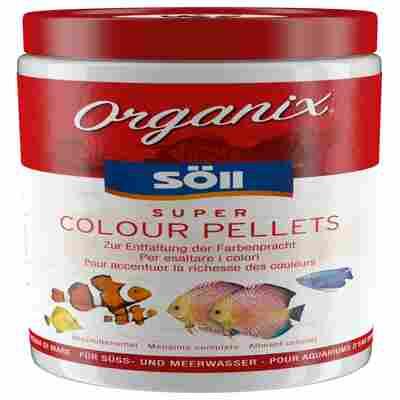 Organix Super Colour Pellets 1l