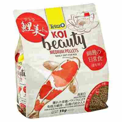 """Fischfutter """"Koi Beauty"""" Medium Pellets 1.000 g"""