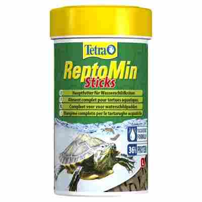Schildkrötenfutter ReptoMin 22 g