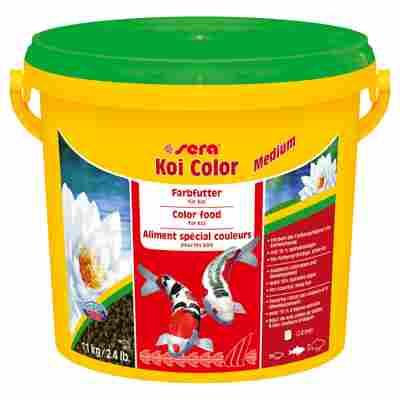 Koifutter 'Koi Color' Medium 1,1 kg (3,8 l)