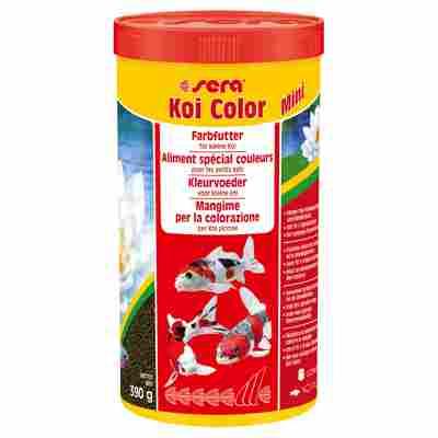 Koifutter 'Koi Color' Mini 390 g (1 l)