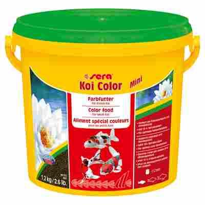 Koifutter 'Koi Color' Mini 1,2 kg (3,8 l)