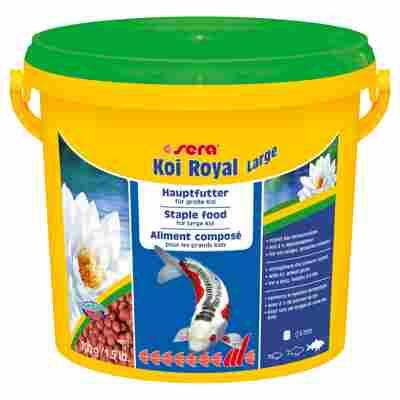 Koifutter 'Koi Royal' Large 700 g (3,8 l)