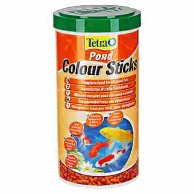 "Fischfutter ""Pond"" Colour Sticks 220 g"