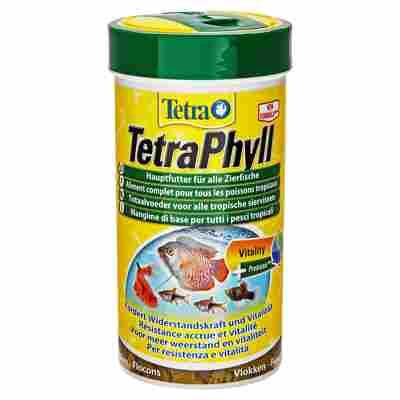Fischfutter TetraPhyll 52 g